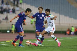 تاریچه فوتبال ایران و ژاپن