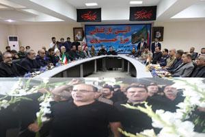 با باز گشائی خسروی نخستین گروه از رائران ایرانی به عتبات اعزام شدند