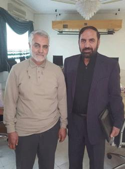 پیام تسلیت شخصیت کشوری و استانی در پی در گذشت سردار کرمی راد