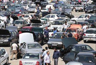 ۱۵۰۰ خودروی پارک شده در پارکینگ شرکت ایران خودرو شهرستان صحنه احتکار است یا خیر