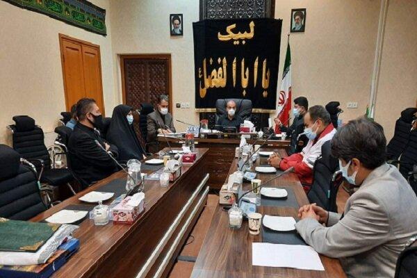 تشکیل خانههای هلال  در کرمانشاه