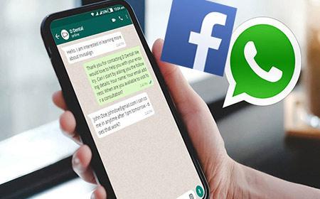 شرط جدید واتساپ؛ اطلاعتتان را تقدیم فیسبوک کنید!