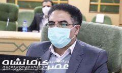 ساماندهي محل استقرار دستفروشان سطح شهرستان  هرسین  ر رفع سد معبرهای هرسین بزودی