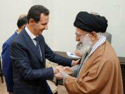انعکاس بینالمللی سفر بشار اسد به تهران در رسانه های خارجی