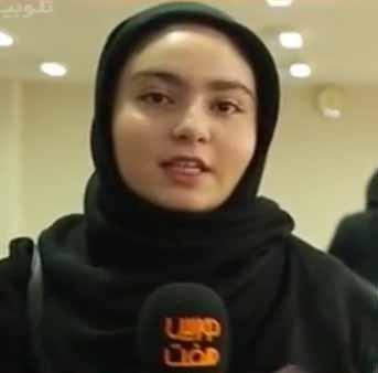 سپیده عبدالملکی به عنوان پژوهشگر برتر   سازمان سما شناخته شد