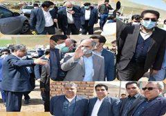 برگزاری مراسم خون صلح در روستای صوفیوند هرسین