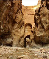 دیدنی های سد شاه عباسی، نازک ترین سد جهان